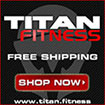 Shop the Daily Deal & Gain BIG on Exclusive Offers from Titan Fitness each day on Titan.Fitness!